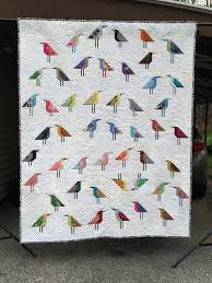 Best 25+ Bird quilt ideas on Pinterest | Bird quilt blocks ... & Flight of Fancy bird Quilt, Lynn Tyler quilt Adamdwight.com