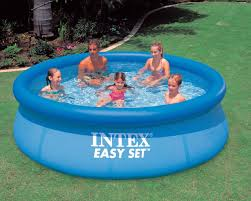 inflatable above ground pool slide. Above Ground Pool Slides Intex Inflatable Slide R