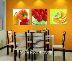 wall decor art canvas home panel wall painting compare s on fruit ping low