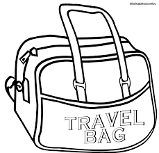 Small Picture Bag coloring pages Coloring pages to download and print