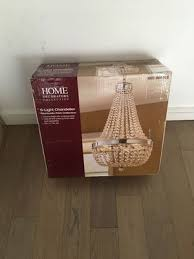 home decorator collection 6 light chandelier monticello park collection for in queens ny