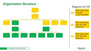 Schneider Organization Chart Account Plan Review Template