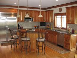 Natural Cherry Cabinets Natural Cherry Wood Kitchen Cabinets Roselawnlutheran