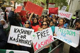 Modi's colonial assault on Kashmir is like a 1947 revival. We must not stay silent | Global Justice Now
