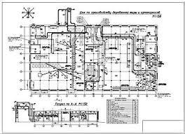 ЧЕРТЕЖИ В autocad ЧЕРТЕЖИ dwg Чертежи вентиляции промышленного здания