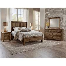 Mansion Bedroom Furniture Maple Road Mansion Bed Bernie Phyls Furniture By Vaughan