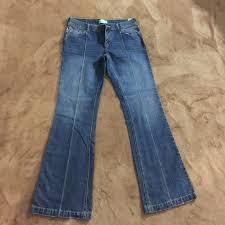 Hollister Bettys Denim Blue Jeans Size 9 Hollister Bettys