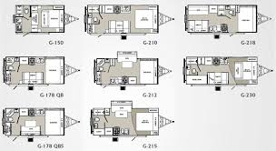 Small Picture micro floor plans Palomino Gazelle micro lite travel trailer