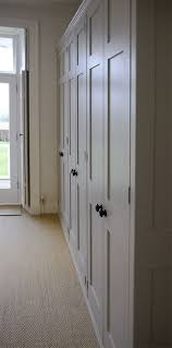 Fitted bedrooms uk Grey Shaker Fitted Bank Of Fitted Wardrobes Hand Made And Painted In Farrow And Ball Elephants Breath For Beautiful Home In Cumbria Bank Of Fitted Wardrobes Hand Made And Painted In Farrow And Ball