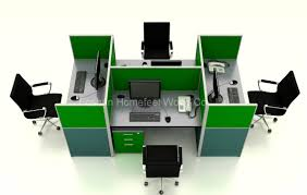 modern office cubicle. Modern Office Cubicles High Partition Modular Workstation (HF-YZ093) Cubicle S