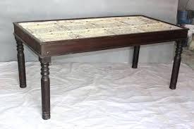 old door dining table door dining table