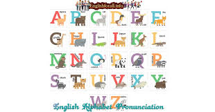 Learn about phonetic alphabet with free interactive flashcards. English Alphabet Pronunciation