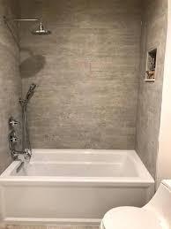 archer 5 ft acrylic right hand din farmhouse rectangular a front non whirlpool bathtub in sandbar