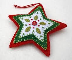 1452 Best Felt Crafts Christmas Images On Pinterest  Christmas Christmas Felt Crafts
