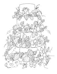 Small Picture big fruit cake by olivier Cup Cakes Coloring pages for adults