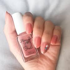 ピンクカラーで愛されネイルセルフネイルのやり方マニキュアジェル