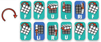Rubik's Cube Pattern To Solve Adorable Solve The 48x48 Rubik's Cube You CAN Do The Rubiks Cube