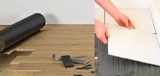 tile vs laminate flooring installation malta