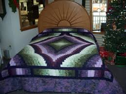QUICK TRIP Quilt in Purple and Green | Helping Hands Quilt Shop in ... & QUICK TRIP Quilt in Purple and Green | Helping Hands Quilt Shop in Ohio Adamdwight.com
