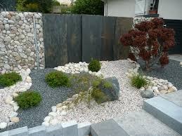 Jardin Min Ral Et V G Tal Jardin Min Ral Parterre Avec