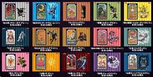 ジョジョ タロット カード