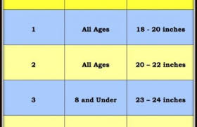 Ball Size Chart The Official Standard Soccer Ball Sizes For All Age Groups