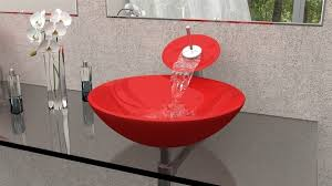 glass pedestal sink glass sink bowl glass sinks bathroom glass bowl bathroom sink