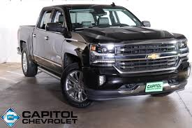 Certified Pre-Owned 2017 Chevrolet Silverado 1500 High Country ...
