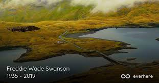 Freddie Wade Swanson Obituary (1935 - 2019) | Anderson, Indiana