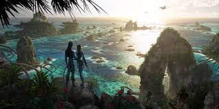 Avatar 2: Se muestran sus tropicales paisajes en nuevas ilustraciones -  Vandal Random