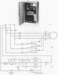 controllers for three phase motors autotransformer motor starter circuit diagram Autotransformer Motor Starter Wiring Diagram #43