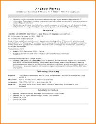 11 Pharmacy Technician Resume Samples Address Example