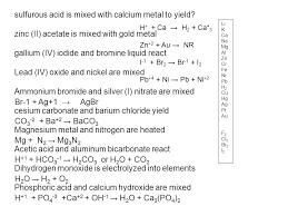 9 sulfurous