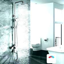 rain shower head rainfall bronze ceiling mount mounted heads reviews with handheld s refresh bath moen rain shower and handheld