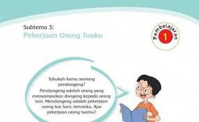 Kunci jawaban buku matematika kelas 4 kurikulum 2013 guru ilmu sosial Bupena 4d Tema 9 Subtema 1 Pembelajaran 1 3 Kelas Iv Cute766