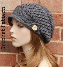Slouch Hat Crochet Pattern New Shop Slouchy Hat Crochet Pattern On Wanelo