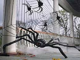 54 outdoor decorations spider web indoor outdoor giant nylon spiders web decoration spider getoutma org