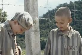 the boy in the striped pajamas unable to shmuel s father bruno thinks it s time for him to change back into his own clothes and return home suddenly however the two boys are