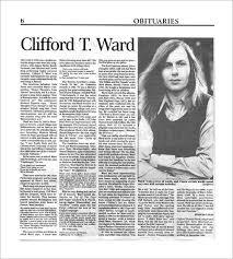 6 Newspaper Obituary Templates Pdf Word Free Premium