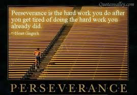 Christian Perseverance Quotes Best of Quotes Working Hard Perseverance Quotes