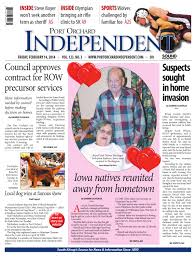 Port Orchard Independent 02/14/2014 by Kelsey thomas - issuu