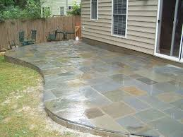 image of flagstone patio ideas