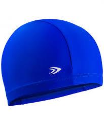 Шапочка для <b>плавания LongSail</b>, полиамид, темно-синий купить ...