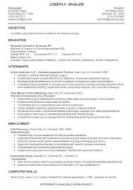 Example Of College Resume New student job resume template updrillco
