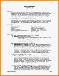 How To Write An Executive Resume Professional Resume Executive