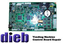 Vending Machine Control Board Repair Custom Dieb Royal Vendors Machine Control Board Repair