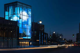 Wall Sound Lighting Ottawa Canadas National Arts Centre Switches On North Americas