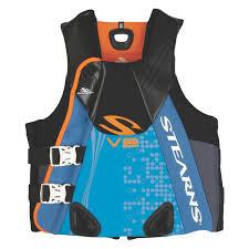 Stearns 2000013929 V2 Series Neoprene Mens Boating Vest