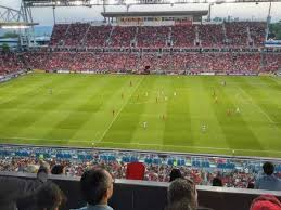Bmo Field Section 206 Home Of Toronto Fc Toronto Argonauts