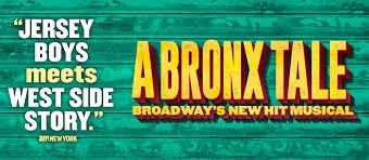 A Bronx Tale Barbara B Mann Performing Arts Hall